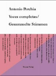 Voces completas/Gesammelte Stimmen