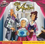 Little Amadeus - Musikalische Geschichten aus dem Leben des kleinen Mozart: Montagshörbuch