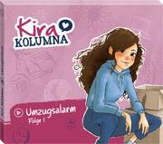 Kira Kolumna 1 - Umzugsalarm!