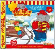 Benjamin Blümchen 147 - Schlittenfahrt mit Hindernissen