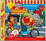 Benjamin Blümchen 148 - Benjamin als Rettungselefant