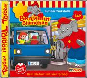 Benjamin Blümchen 149 - Auf der Tankstelle