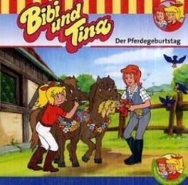 Bibi & Tina 27 - Der Pferdegeburtstag
