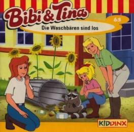 Bibi & Tina 63 - Die Waschbären sind los