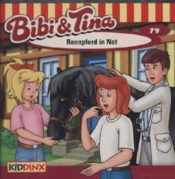 Bibi & Tina 79 - Rennpferd in Not