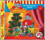 Benjamin Blümchen 51 - Der Weihnachtsabend