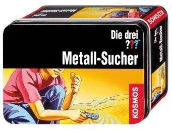 Die drei ??? - Metall-Sucher - Cover