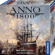 Anno 1800 - Das Brettspiel