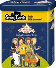 Story Cards Die Schule der magischen Tiere - Dreimal schwarzer Kater