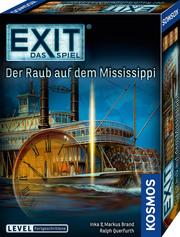 EXIT - Der Raub auf dem Mississippi - Cover