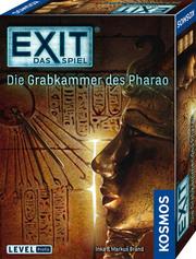 Exit - Die Grabkammer des Pharao - Cover