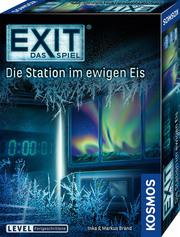 Exit - Die Station im ewigen Eis - Cover