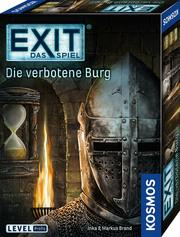 Exit - Die verbotene Burg - Cover