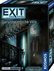 Exit - Die unheimliche Villa - Cover