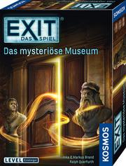 EXIT - Das mysteriöse Museum - Cover