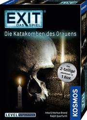 Exit - Die Katakomben des Grauens - Cover