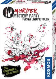 Murder Mystery Party® - Pasta und Pistolen - Cover