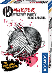 Murder Mystery Party® - Mord am Grill - Cover