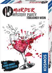 Murder Mystery Party® - Tödlicher Wein - Cover