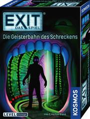 EXIT - Die Geisterbahn des Schreckens - Cover