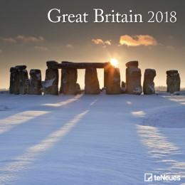 Great Britain 2018