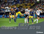 Unsere Elf 2020 - Cover