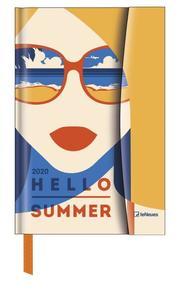 Hello Summer 2020 Magneto Diary - Cover