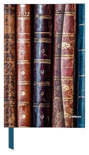 Antique Books 2022 - Diary - Buchkalender - Taschenkalender - 10x15