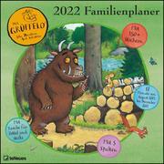 Grüffelo Familienplaner 2022