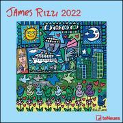 James Rizzi 2022