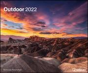 Outdoor 2022 - Foto-Kalender - Poster-Kalender - 60x50 - Natur