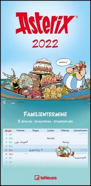 Asterix Familientermine 2022