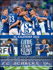 FC Schalke 04 XL-Kalender 2022