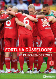 Fortuna Düsseldorf Fankalender 2022