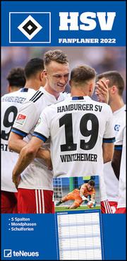 Hamburger SV Fanplaner 2022