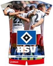 Hamburger SV Trikotkalender 2022