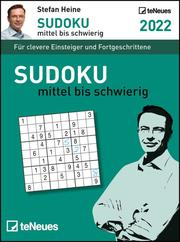 Sudoku mittel bis schwierig 2022