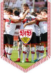 VfB Stuttgart Bannerkalender 2022