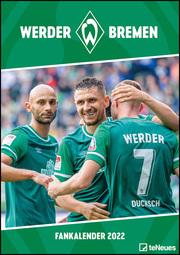 Werder Bremen Fankalender 2022