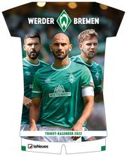 Werder Bremen Trikotkalender 2022