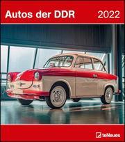 Autos der DDR 2022