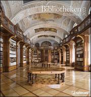 Bibliotheken 2022 - Wand-Kalender - Foto-Kalender - 45x48 - Bücher