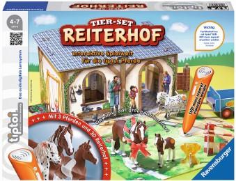 tiptoi - Tier-Set Reiterhof - Cover