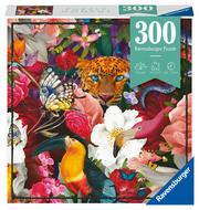 Ravensburger Puzzle - Flowers - Puzzle Moment 300 Teile