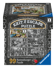EXIT Escape Puzzle - Im Gutshaus Küche