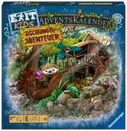 EXIT Adventskalender kids - Dschungel-Abenteuer