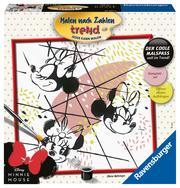 Ravensburger Malen nach Zahlen 29697 - Minnie Style - ab 12 Jahren
