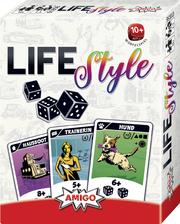 Lifestyle - Mein Haus, Mein Auto, Mein Job - Cover