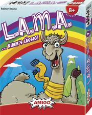 LAMA - Cover