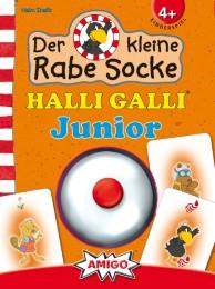 Der kleine Rabe Socke - Halli Galli Junior - Cover